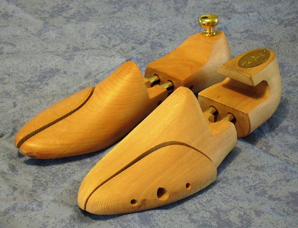 Chaussures et souliers en cuir pour homme choix achat - Pied en bois pour chaussure ...